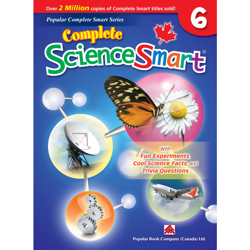 Complete Science Smart Grade 6