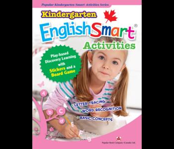 Englishsmart Book Kindergarten Activities