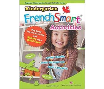 Frenchsmart Book Kindergarten Activities