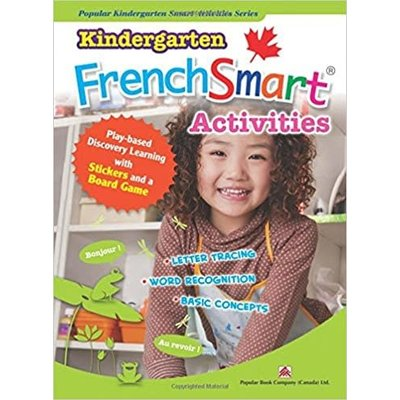 Frenchsmart Book Kindergarten Activities