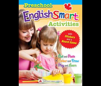 Englishsmart Book Preschool Activities