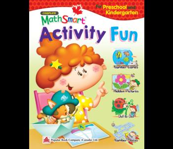 Complete Mathsmart Activities Pre & K