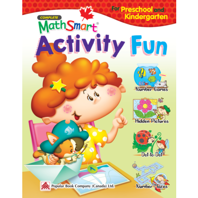 Complete Mathsmart Activities Pre & K