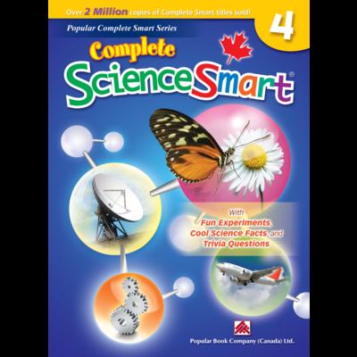 Complete Science Smart Grade 4