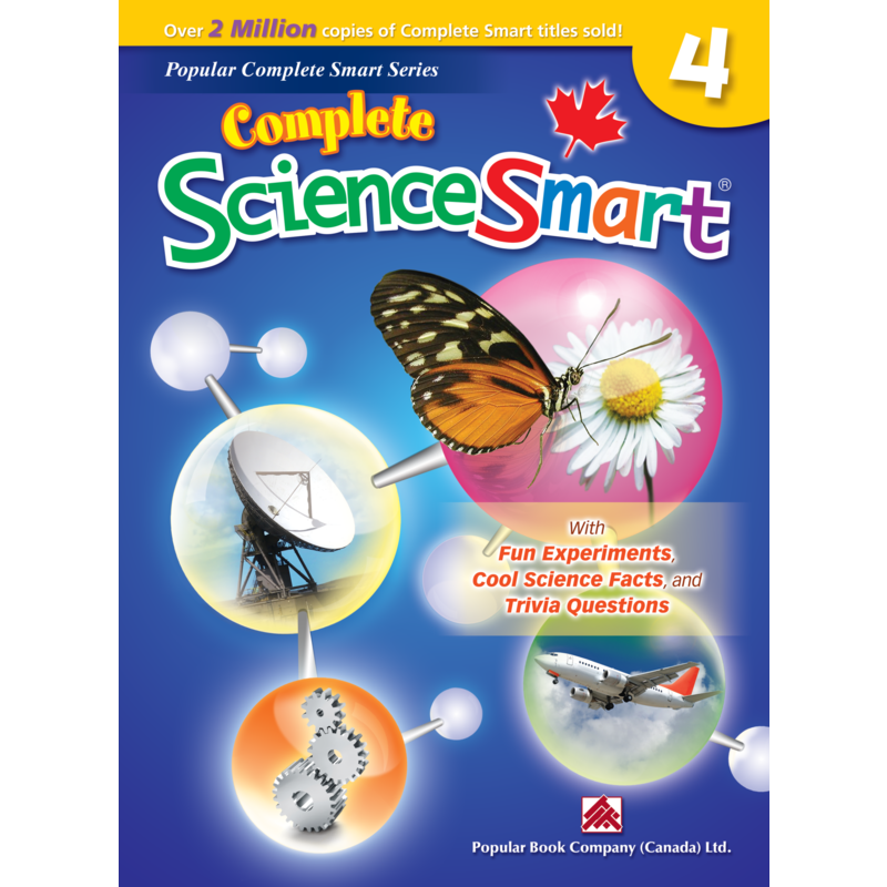 Complete Science Smart Grade 4
