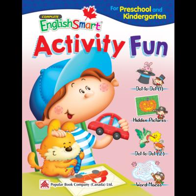 Complete Englishsmart Activities Pre & K
