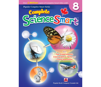 Complete Science Smart Grade 8
