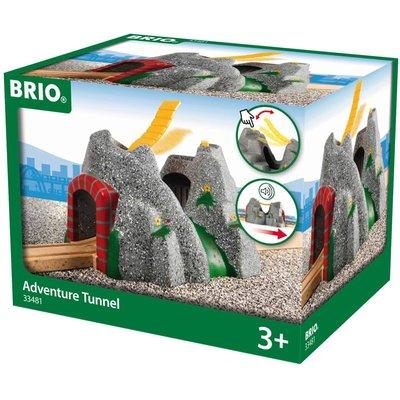Brio Train Adventure Tunnel