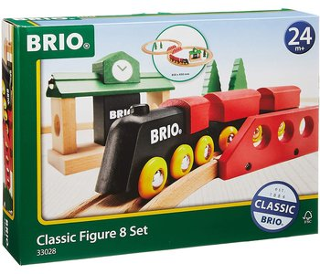 Brio Classic Train Figure 8 Set