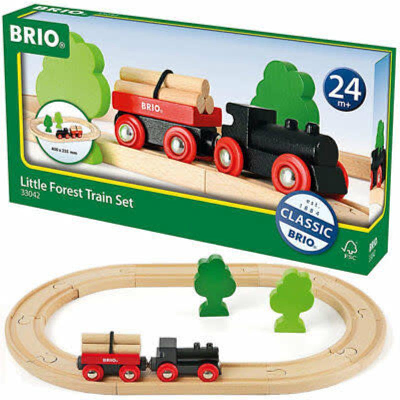 Brio Classic Train Set Little Forest Train