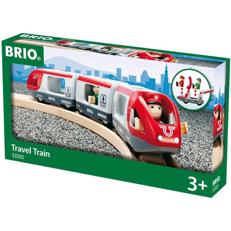 Brio World Travel Train