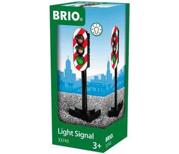 Brio World Light Signal