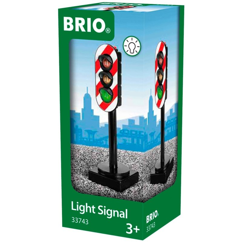Brio Brio World Light Signal