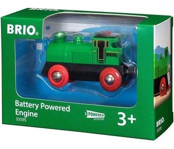 Brio World Battery Train Engine