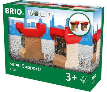 Brio World Train Track Super Supports