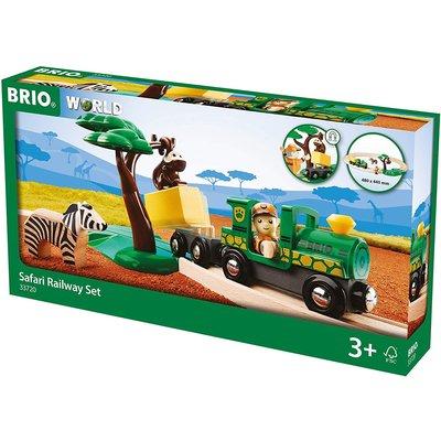 Brio Brio World Railway Safari train