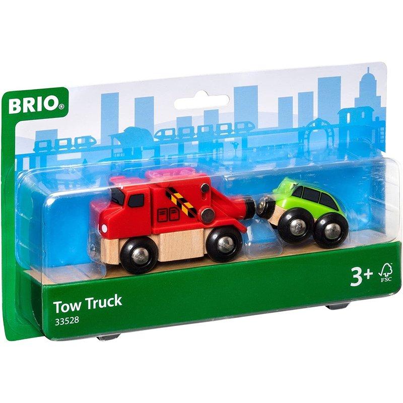 Brio Brio World Train Tow Truck