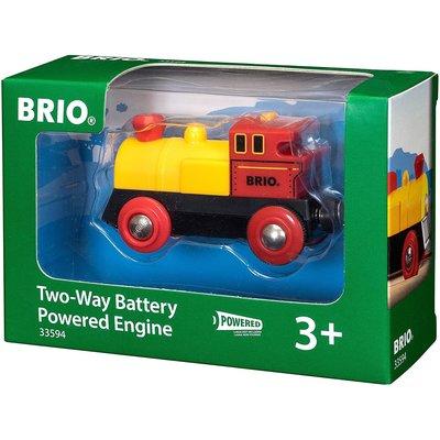 Brio Brio World Battery Train Two-Way Engine
