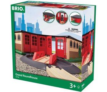 Brio Train Grand Roundhouse