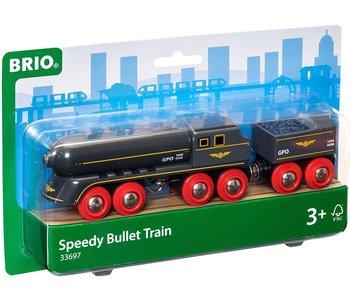 Brio World Train Speedy Bullet Train