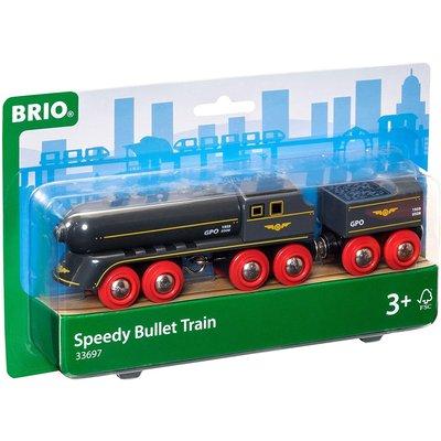 Brio Brio World Train Speedy Bullet Train