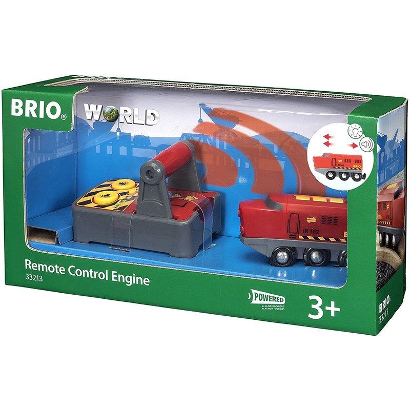 Brio Brio World Train Remote Control Engine