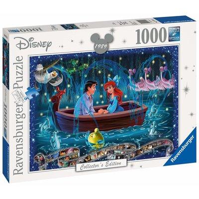 Ravensburger Ravensburger Puzzle 1000pc Disney Little Mermaid