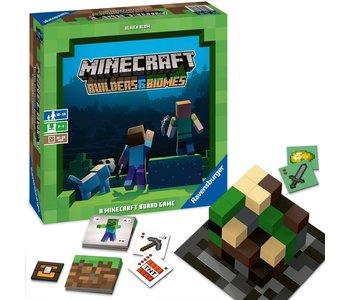Ravensburger Game Minecraft: Builders & Biomes