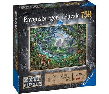 Ravensburger Escape Puzzle Unicorn 759pc