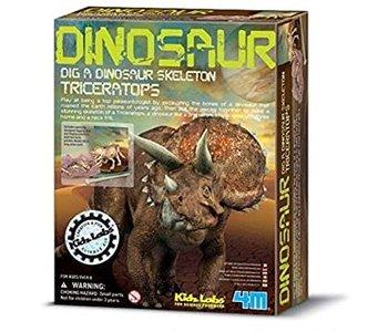 4M Dinosaur Dig a Triceratops