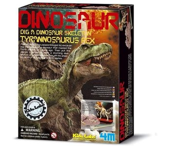 4M Dinosaur Dig a T-Rex