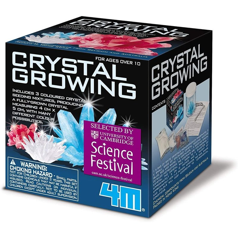 4M 4M Crystal Growing Kit