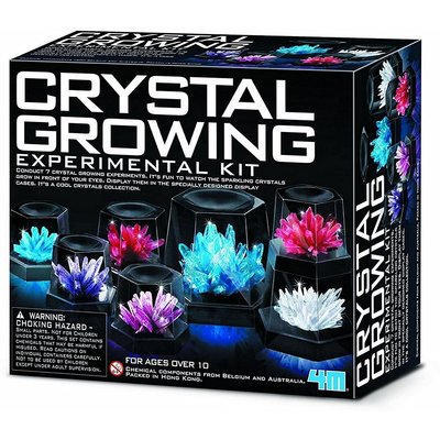 4M Kidzlab Crystal Growing Experiment