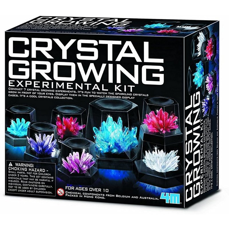 4M 4M Kidzlab Crystal Growing Experiment