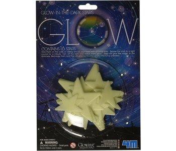 4M Glow Adhesive Stars