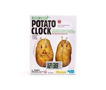 4M Science Potato Clock