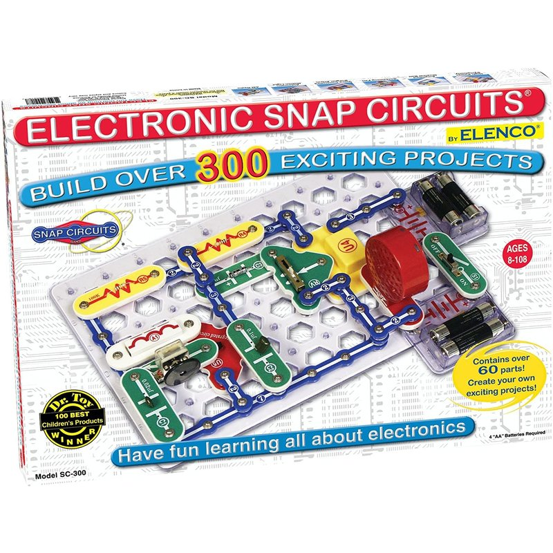 Elenco Snap Circuits Elenco Snap Circuits 300 in 1