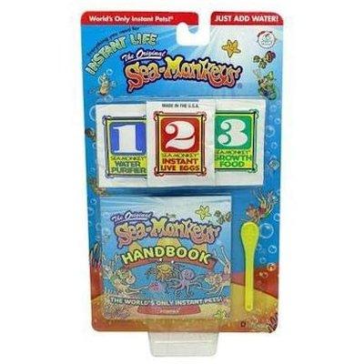 Sea Monkeys Starter Kit