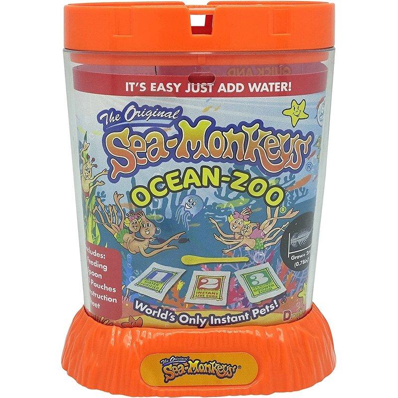 Sea Monkeys Ocean Zoo Neon