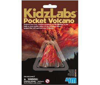 4M Pocket Volcano Making Kit