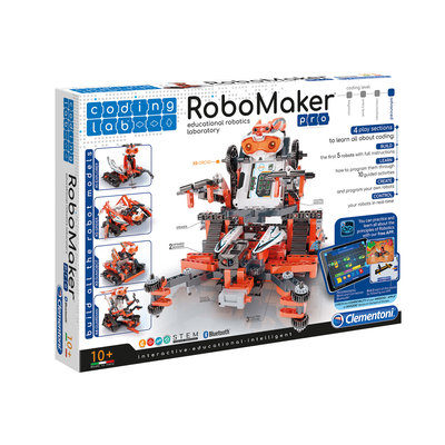 Clementoni Robomaker Pro