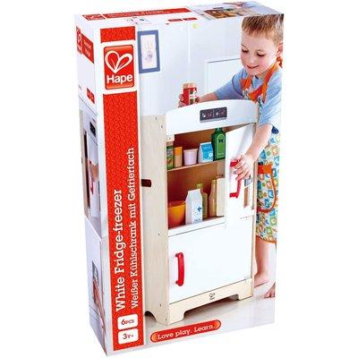 Hape Toys Hape White Fridge with Freezer