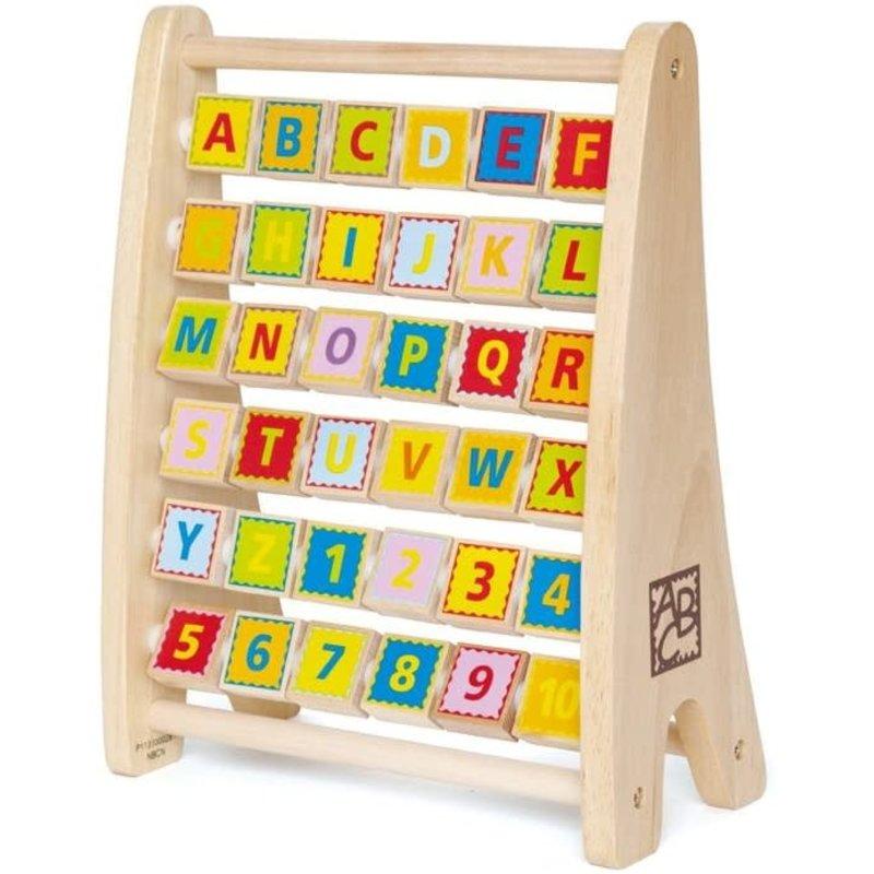 Hape Toys Hape Abacus Alphabet