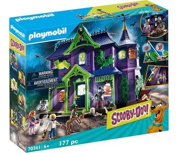 Playmobil Scooby Doo Haunted House
