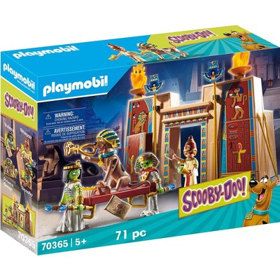 Playmobil Playmobil Scooby Doo Adventure in Egypt