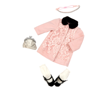 Our Generation Doll Deluxe Outfit: Winter Wonder
