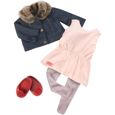 Our Generation Our Generation Doll Outfit: Just Fur You