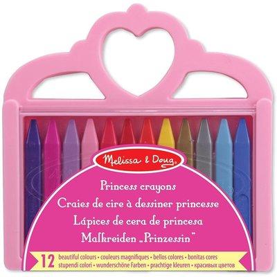 Melissa & Doug Melissa & Doug Arts & Crafts Princess Crayon Set