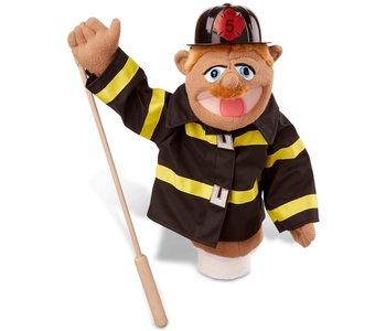 Melissa & Doug Puppet Firefighter