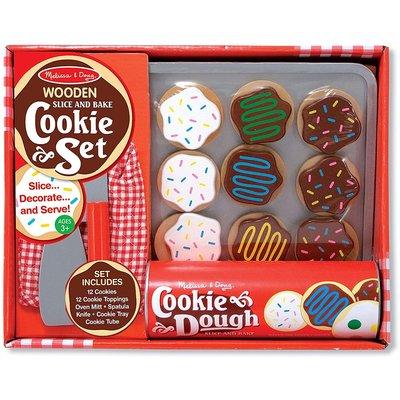 Melissa & Doug Melissa & Doug Play Food Slice & Bake Cookie Set